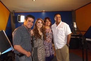 Productores con EStephy Olavarria